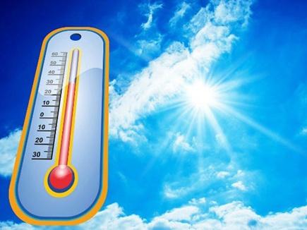 भारत में सबसे गर्म शहर रहा खजुराहो, पारा 48.6 डिग्री सेल्सियस पर पहुंचा
