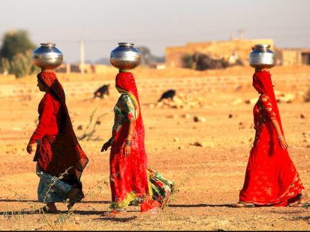 राजस्थान मे गर्मी से हाल बेहाल, ज्यादातर जगह पारा 43 पार