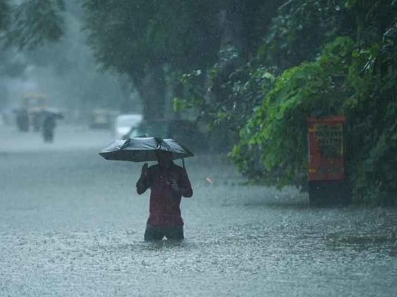 मौसम विभाग का भारी बारिश का अलर्ट, इन जगहों पर जमकर बरस सकते हैं बादल