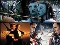 ये हैं दुनिया की सबसे ज्यादा कमाई करने वाली 20 फिल्में