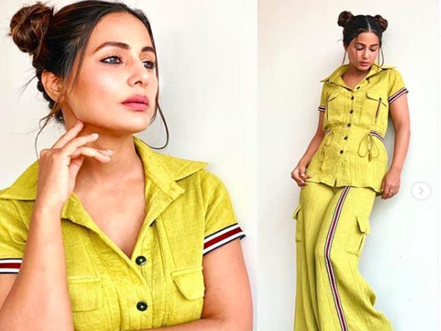 Hina's Mini Mouse Look Goes Viral: हिना खान का Cute Look हो रहा Viral, फैंस चुराना चाहते हैं उनका वॉर्डरोब