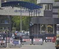 Ghaziabad news : हिंडन एयरबेस पर हाई अलर्ट, आज बंद रहेंगे परिसर के स्कूल