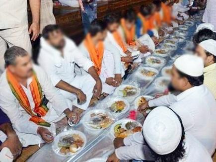 यहां रमजान में हिंदू भी करते है रोजे और रोजेदारोंं का एहतेराम