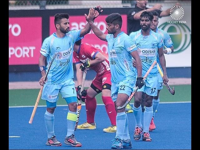 22 सेकंड पहले भारत ने खाया गोल, कोरिया से मैच ड्रॉ