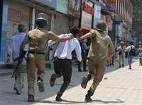 श्रीनगर के लाल चौक पर राष्ट्रीय ध्वज फहराने पर हंगामा