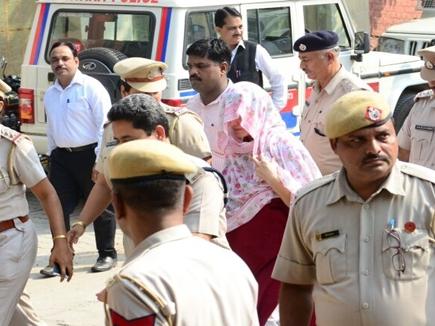 रिमांड मिलने के बाद हनीप्रीत को बठिंडा ले गई पुलिस, सुखदीप के घर होगी जांच