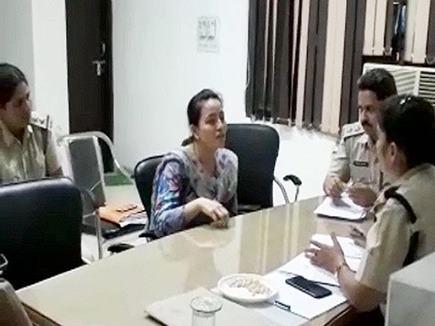 honeypreet haryana police mew images 09 10 17 09 10 2017