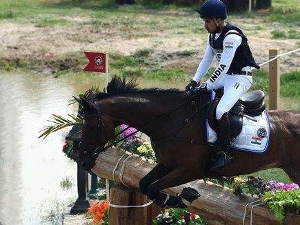 Asian Games 2018 : भारत को घुड़सवारी में मिले दो सिल्वर मेडल