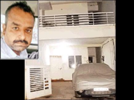 भोपाल : हॉस्टल संचालक को लग गई थी भनक, 15 दिन पहले ही खाली कर गया था घर