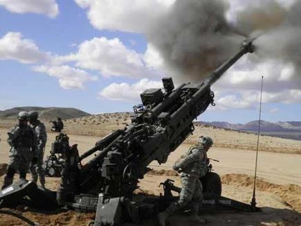 सेना में शामिल हुई M-777 और K-9 आर्टिलरी गन, बढ़ेगी सेना की मारक शक्ति