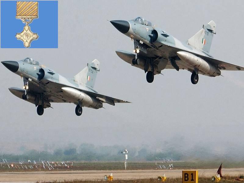 बालाकोट में जैश के ठिकाने तबाह करने वाले 5 IAF पायलट्स को मिलेगा वायुसेना मेडल
