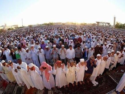 सऊदी समेत अरब देशों में मंगलवार को मनाई गई बकरीद