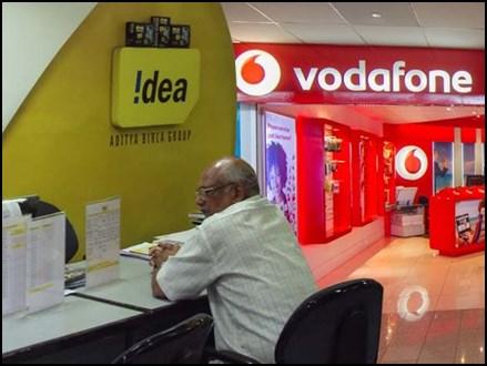 विलय के बाद वोडाफोन आइडिया बनी सबसे बड़ी मोबाइल कंपनी