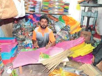 पतंग बेचकर जीवन जीने को मजबूर है इमरान, 18 बार रह चुका है स्टेट चैंपियन