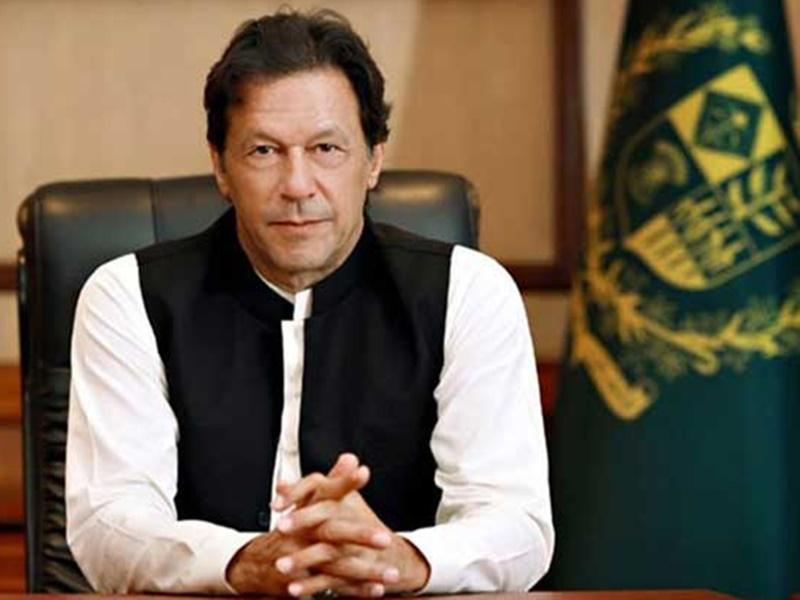 Pak PM Imran Khan: पाक पीएम ने मुजफ्फराबाद में बड़ा जलसा करने का किया एलान
