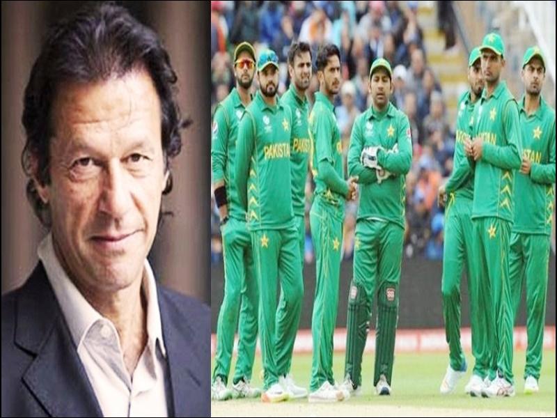 अगले विश्व कप से पहले पाकिस्तान की टीम सुधार दूंगा - इमरान