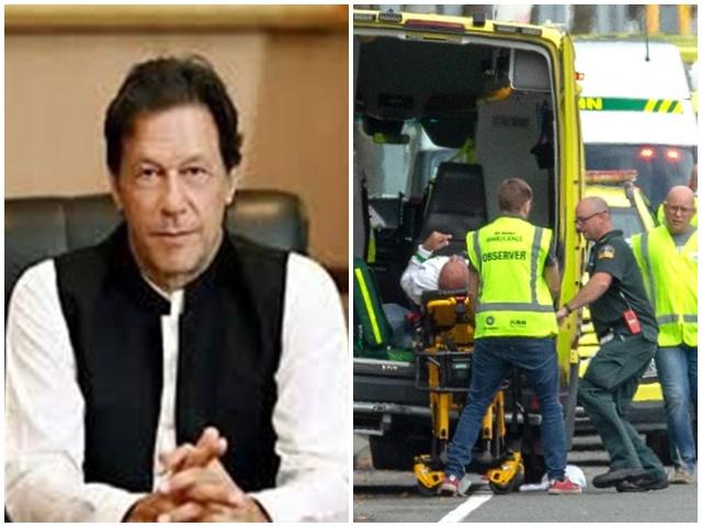 New Zealand Mosque: पाकिस्तान ने कहा कि हमले के लिए 'इस्लामोफोबिया' जिम्मेदार