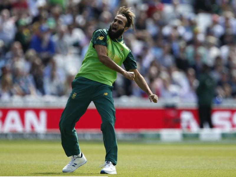 World Cup 2019: इमरान ताहिर इस खास रिकॉर्ड से दो विकेट दूर