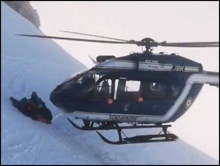 VIDEO : हेलिकॉप्टर पायलट का स्टंट देखकर चौंक जाएंगे आप