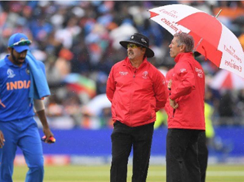 Manchester Weather Updates India vs New Zealand Semifinal: रिजर्व डे पर भी बारिश की आशंका