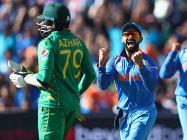 ICC World Cup 2019 : भारत को हरा नहीं पाएगा पाकिस्तान : शर्मा