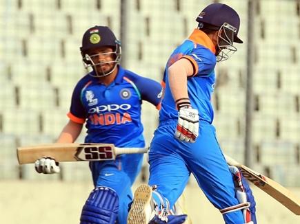 भारत ने श्रीलंका को 144 रनों से रौंदकर जीता अंडर-19 एशिया कप