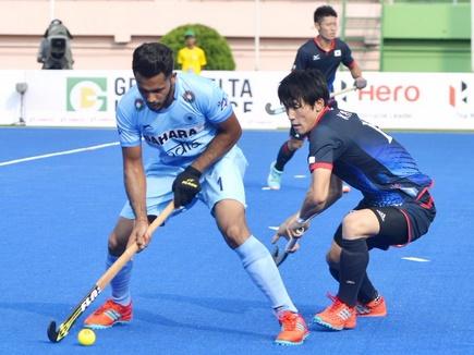 भारत का एशिया कप हॉकी में धमाकेदार आगाज, जापान को 5-1 से हराया