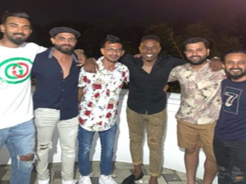 India vs West Indies: लारा के घर हुई पार्टी में भारतीय खिलाड़ियों ने जमकर की मस्ती, देखें Photos