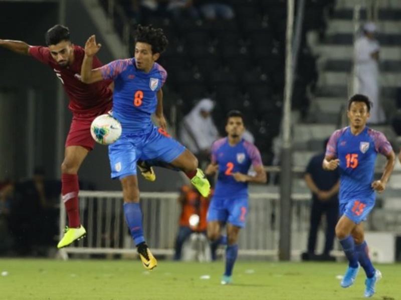 FIFA World Cup Qualifiers: भारत ने एशियन चैंपियन कतर को बराबरी पर रोका