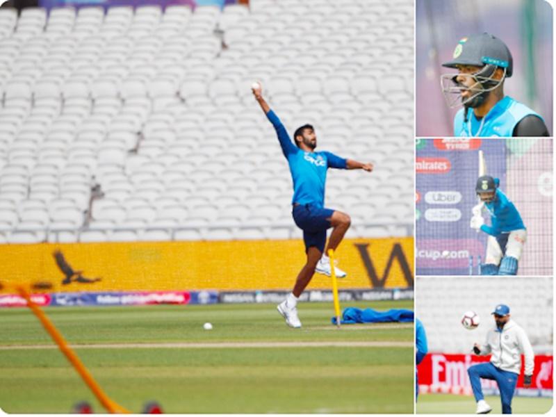 ICC World Cup 2019: टीम इंडिया का सामना वेस्टइंडीज से, भारत सेमीफाइनल का दावा मजबूत करेगा