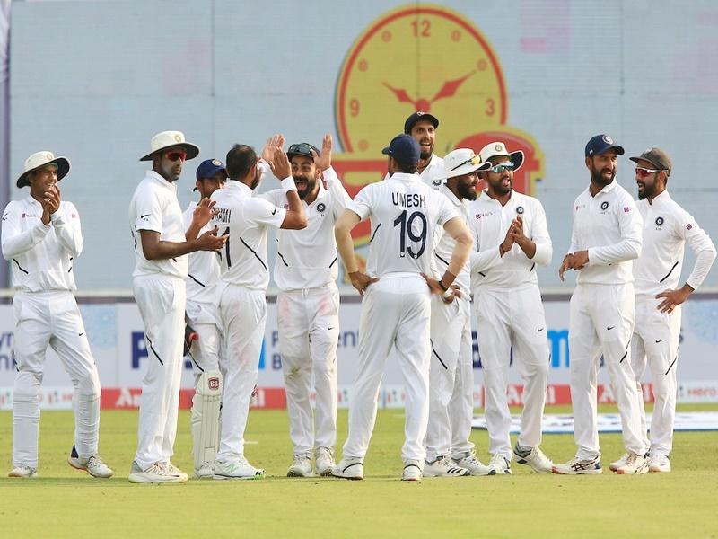 India vs South Africa 2nd Test: दक्षिण अफ्रीका की पहली पारी समाप्त, भारत को मिली 326 रनों की लीड