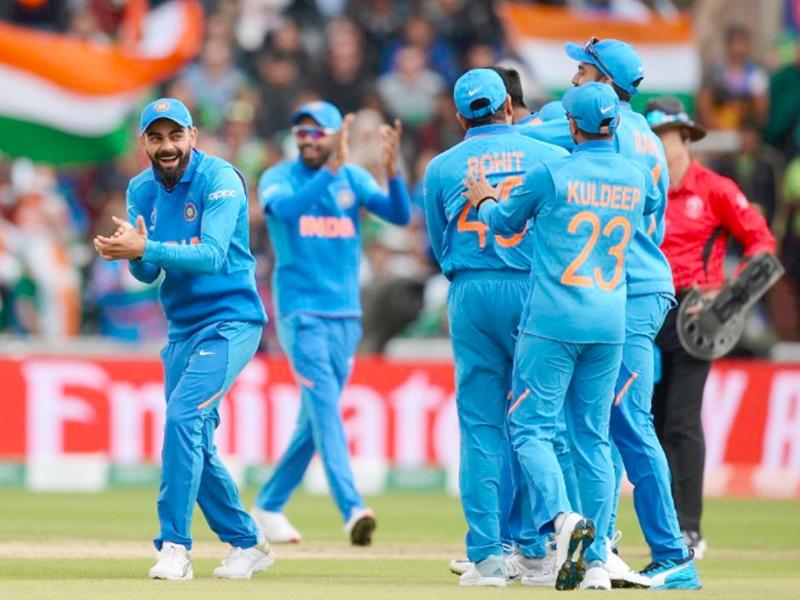 ICC World Cup 2019 IND vs PAK : भारत की पाकिस्तान पर शानदार जीत, अपराजेय रिकॉर्ड बरकरार