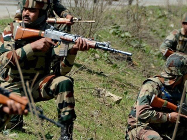 Jammu Kashmir : सुरक्षाबलों ने किए चार आतंकी ढेर, सैन्यकर्मी औरंगजेब की शहादत का लिया बदला