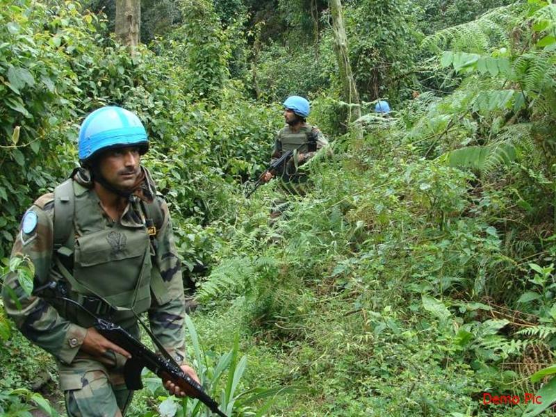 कांगो में पदस्थ भारतीय लेफ्टिनेंट कर्नल गौरव लापता, चार दिन से नहीं मिला कोई सुराग
