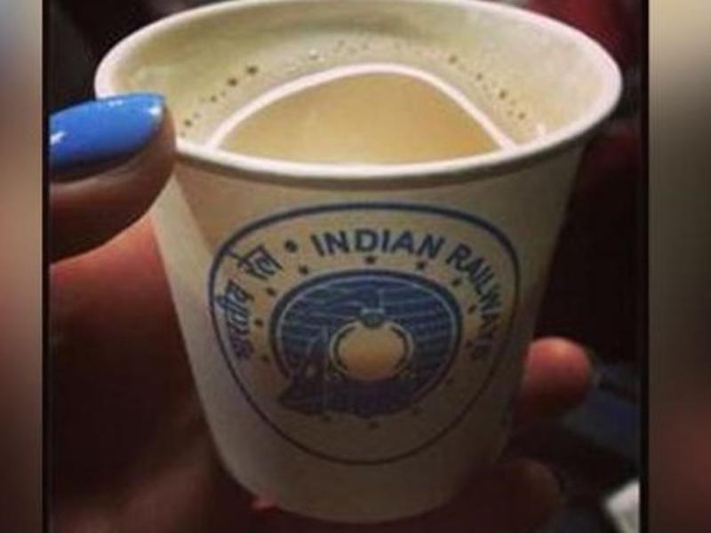 यात्रियों ने रेलवे को किया Tweet, इतनी घटिया चाय कि सुबह खराब हो जाए