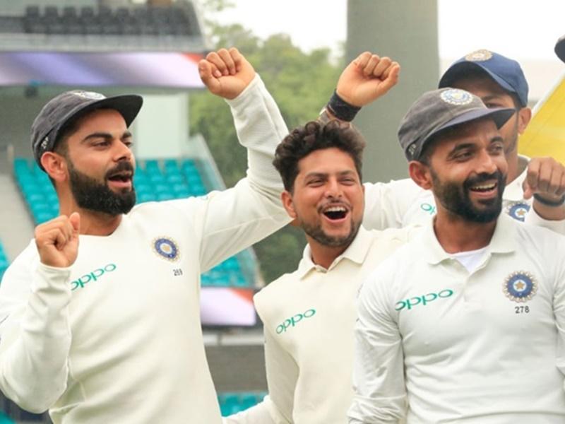 Ind vs WI: 17 साल से वेस्टइंडीज से कोई टेस्ट सीरीज नहीं हारा भारत
