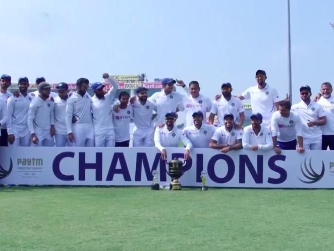 India vs South Africa 3rd Test Day 4: भारत ने दक्षिण अफ्रीका का सफाया कर इतिहास रचा