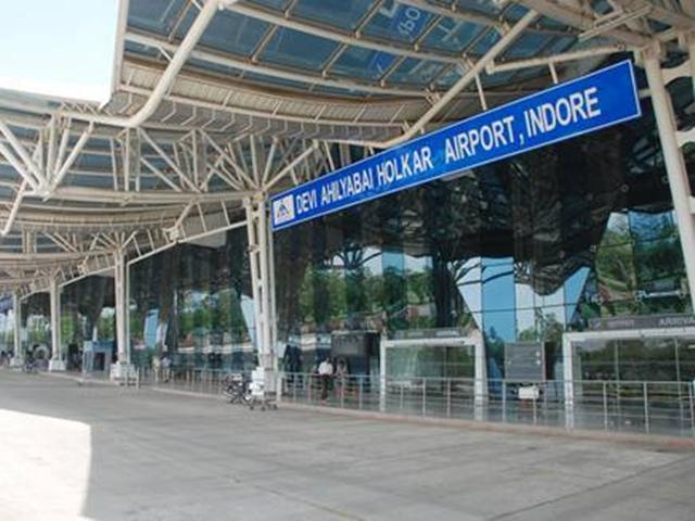 इंदौर एयरपोर्ट को तीन अवॉर्ड, अप्रैल में आरंभ होगी शारजाह के लिए पहली उड़ान
