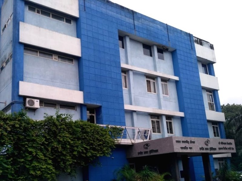 बिना लीज के 48 साल से चल रहा था रोशनी छीनने वाला इंदौर आई अस्पताल