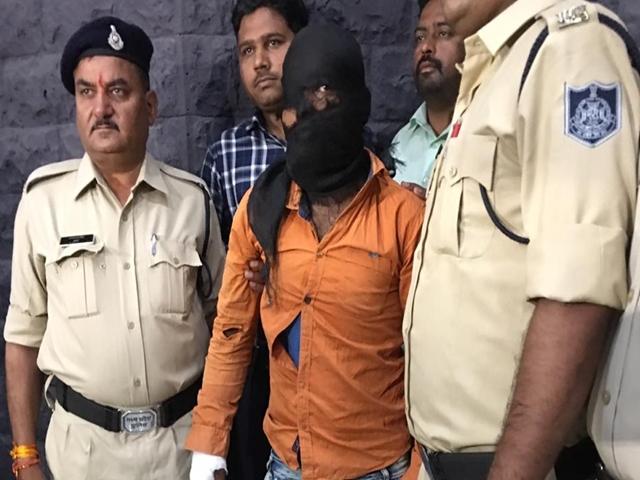 Indore : एलआईसी अधिकारी की हत्या का मुख्य आरोपित गिरफ्तार
