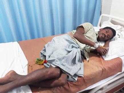 मुठभेड़ के बाद घायल मिला नक्सली, डीआरजी ने पहुंचाया हॉस्पिटल