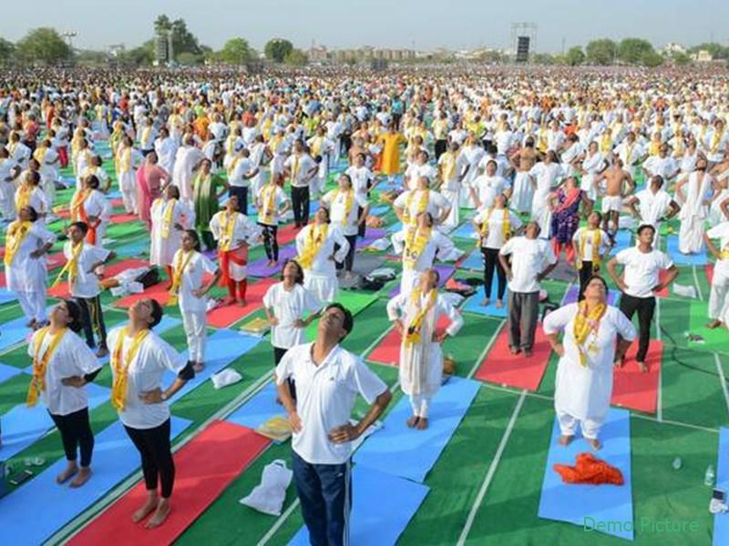 अंतर्राष्ट्रीय योग दिवस पर दिल्ली सहित इन पांच शहरों को राष्ट्रीय कार्यक्रम के लिए चुना गया