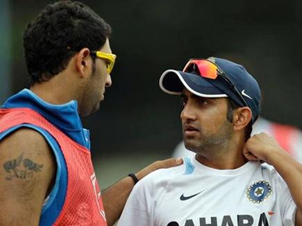 युवराज और गंभीर की IPL टीम से छुट्टी, दिसंबर में होगी नीलामी