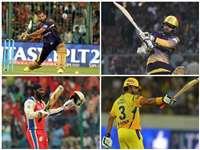 IPL में  इन बल्लेबाजों ने जड़ी हैं सबसे तेज फिफ्टी