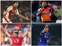 PHOTOS : IPL में इन गेंदबाजों ने ली हैं हैटट्रिक