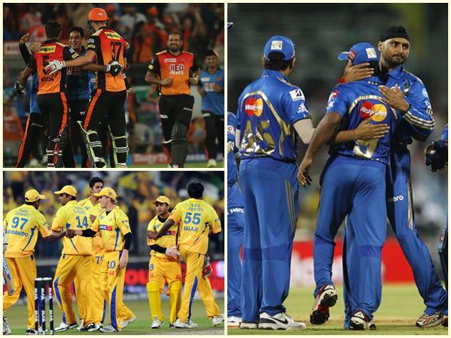 IPL : कम स्कोर बनाने के बावजूद इन टीमों ने दर्ज की बड़ी जीत
