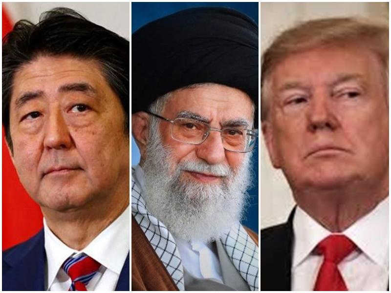 Shinzo Iran Visit: जापानी पीएम शिंजो ने ईरान दौरे से पहले ट्रंप से की बात