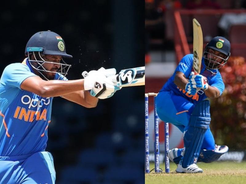 India vs West Indies: फैंस ने श्रेयस अय्यर को सराहा, रिषभ पंत को किया ट्रोल