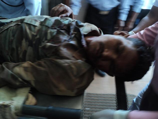 बीजापुर और बस्तर जिले में नक्सली हमला