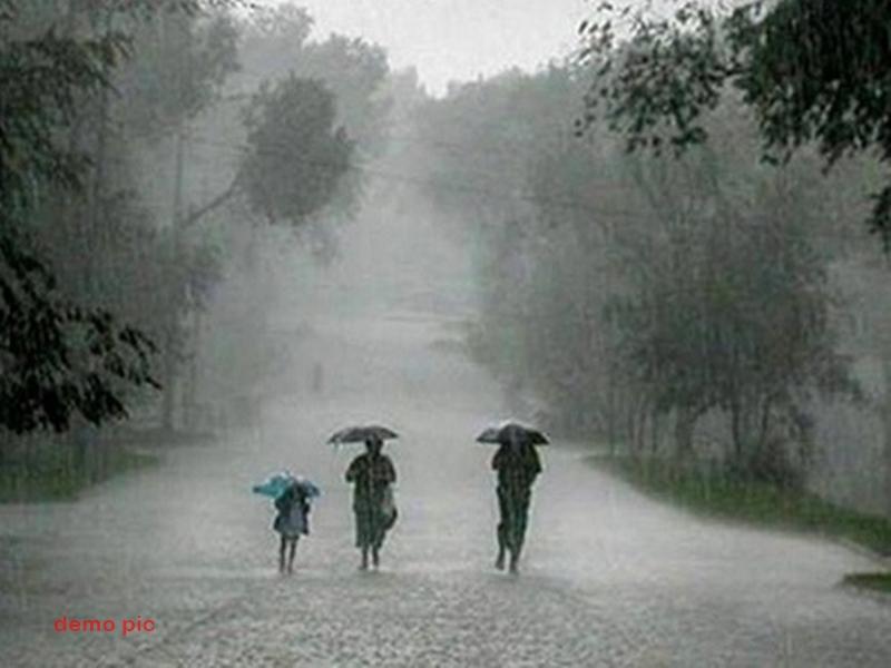 Jabalpur Weather Updates : सावन की फुहारों से छाई मौसम में ठंडक